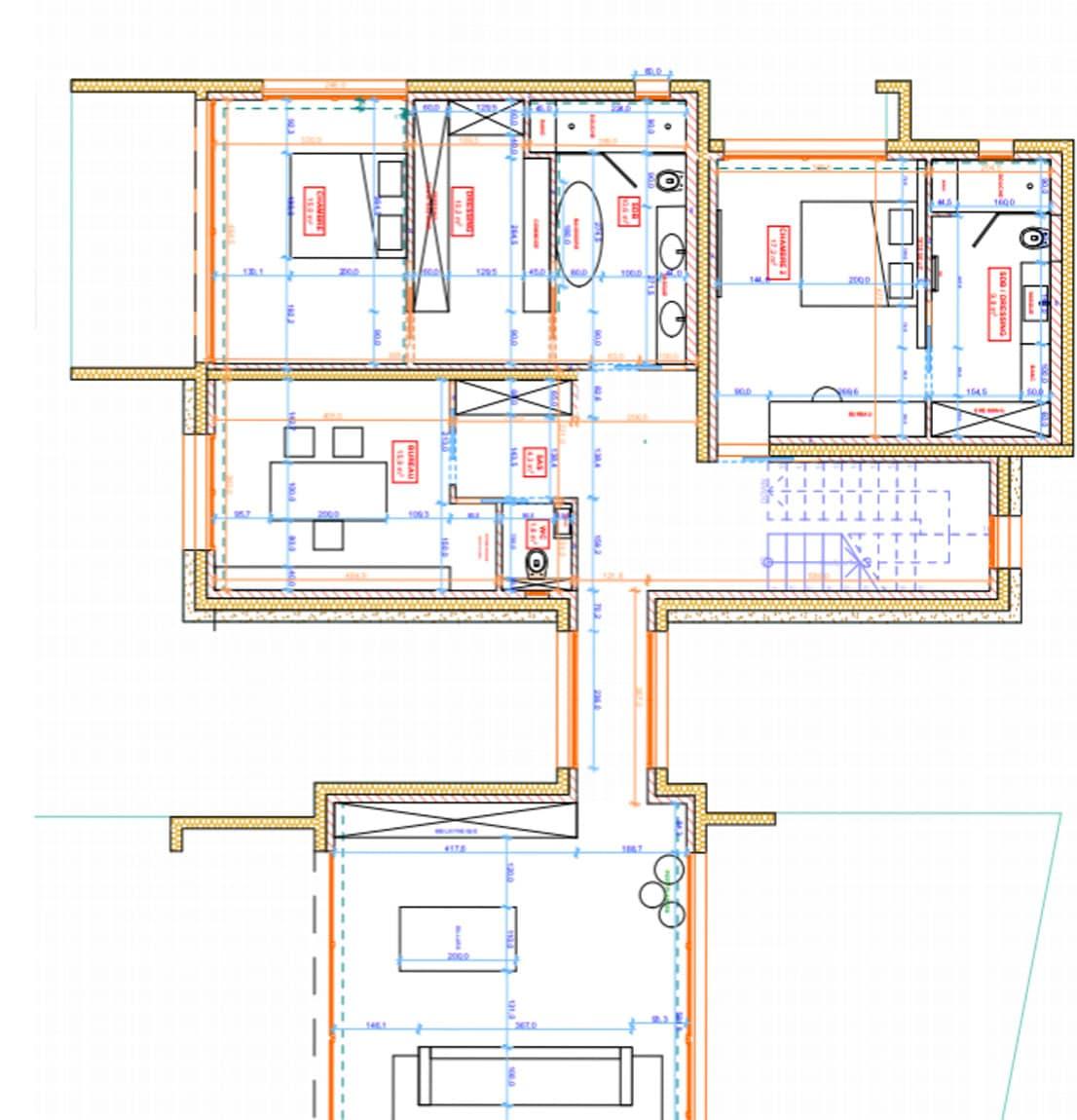 Architecte étude et conception